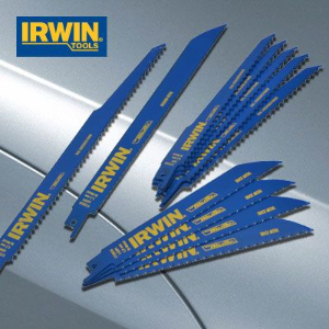 11 Piece Assorted Reciprocating Saw Blade Set
