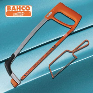 Bahco 317 Hacksaw 300mm (12in) & FREE Junior Hacksaw