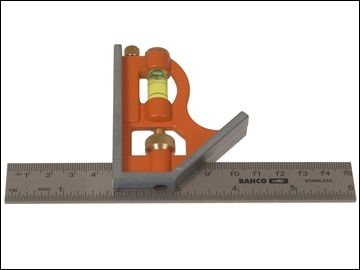 BAHCO CS150 Combination Square 150mm/6""