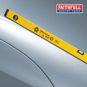 Faithfull Box Section Level 120cm (48in)