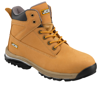 JCB Workmax Honey/Black Boot