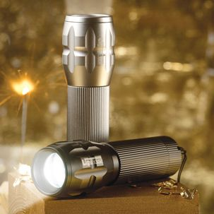 Lighthouse CREE LED 3 Watt Focussing Pocket Torch