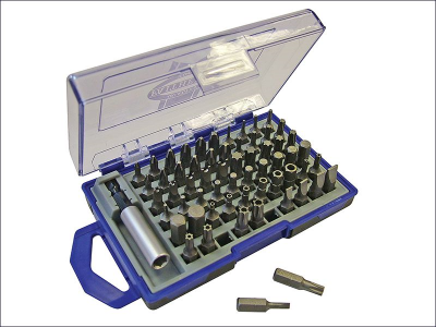 Screwdriver Bit Set of 61