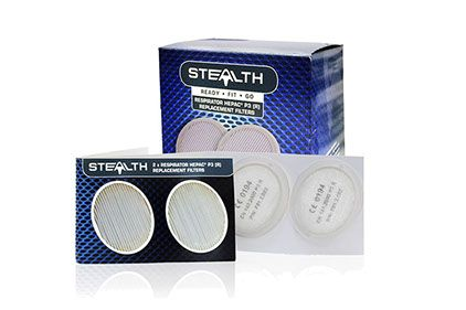 Stealth Filters (Twin Pack)