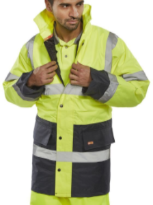 Traffic Jacket Y/N | Workwear | Millenniumsuppliesshop.co.uk