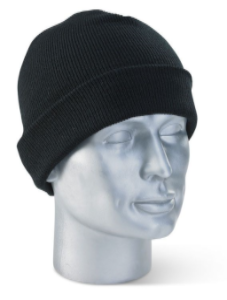 WATCH (BEANIE) HAT BLACK