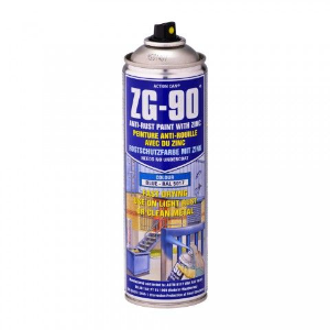 ZG-90 Cold Zinc Galvanise Spray | Aerosol | Millenniumsuppliesshop.co.uk